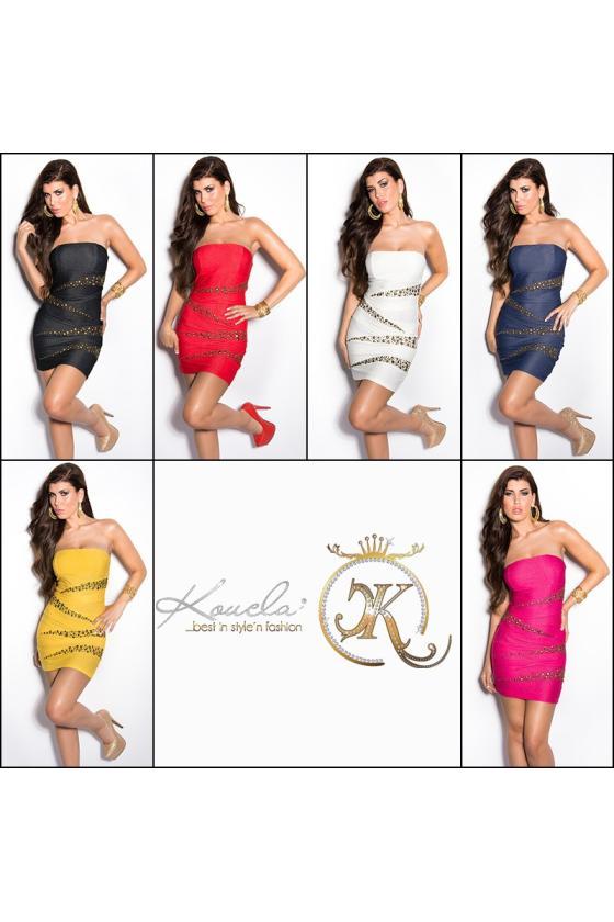 Ilga pilka laisvalaikio suknelė 220-6_147121