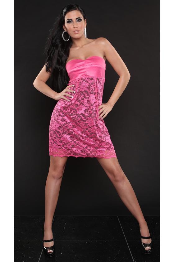 Juodos spalvos žieminė striukė FIFI