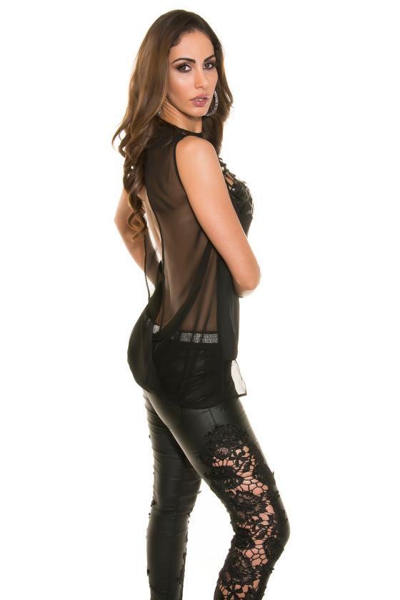 Šampano spalvos seksuali mini suknelė_148044