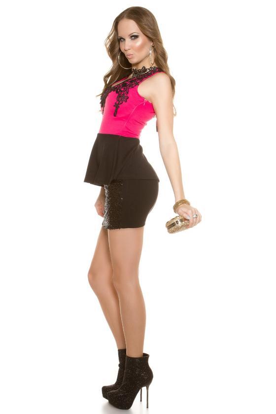 Chaki spalvos megztinis PU26-N_148105