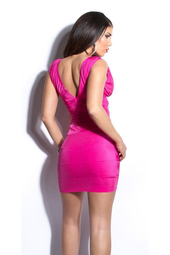 Kapučino spalvos termo kelnės su dirželiu_148214