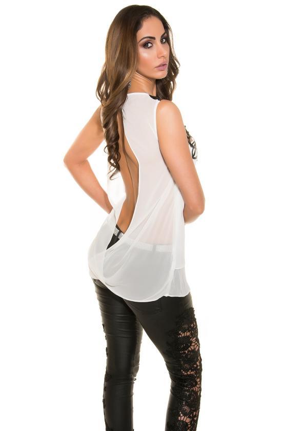 Juodos spalvos odos imitacijos suvarstomos kelnės_148285