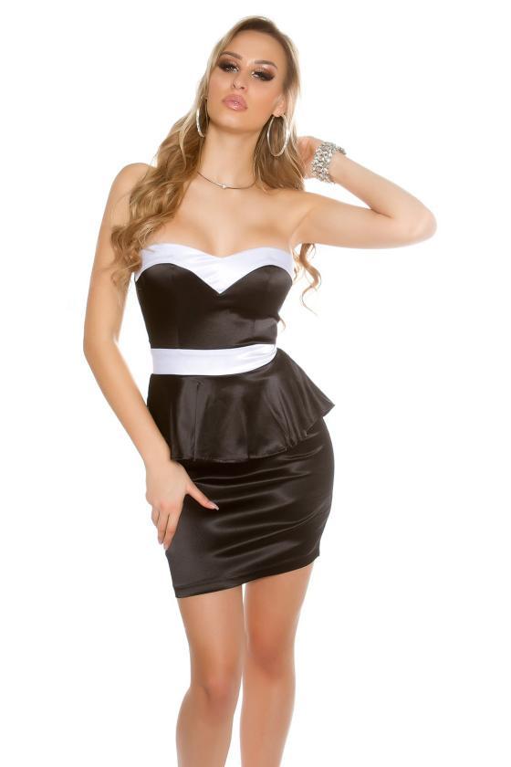 Smėlio spalvos suknelė 9016