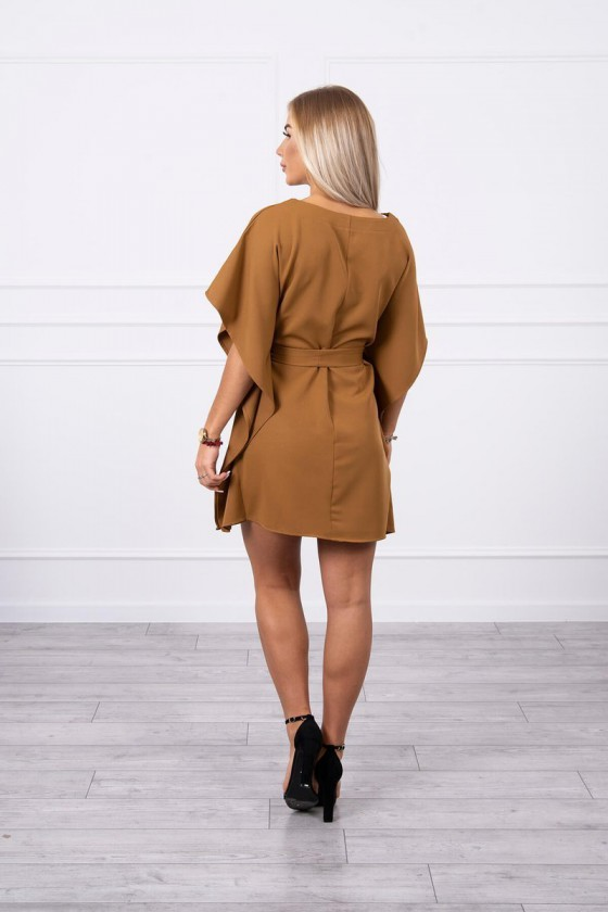 Kapučino spalvos suknelė 9016_148439
