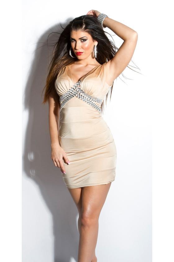 Geltonos spalvos suknelė 64632_148541