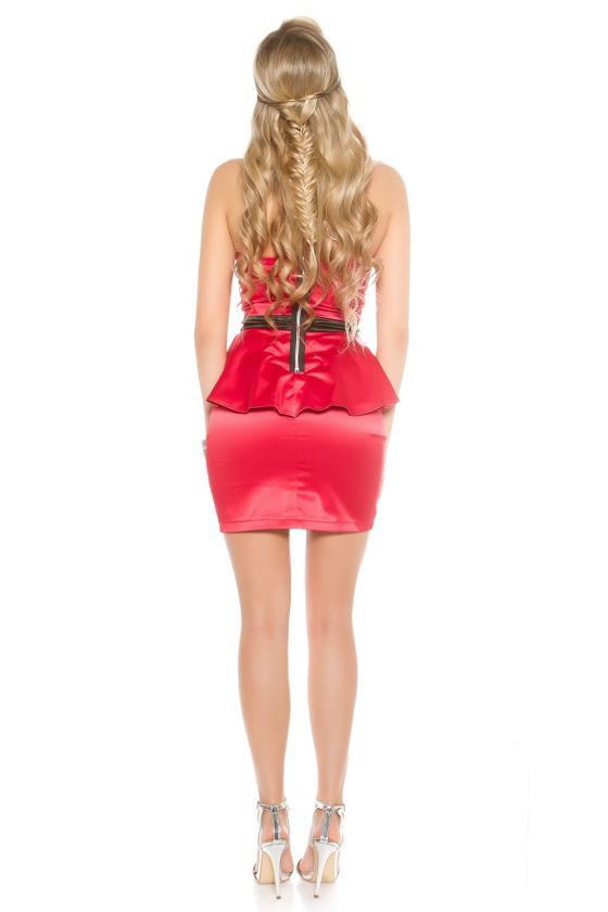 Tamsiai mėlynos spalvos suknelė 64632_148547