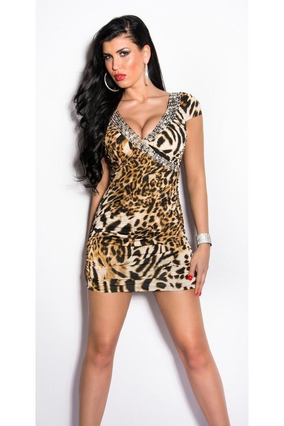 Geltonos spalvos suknelė 9004_148614