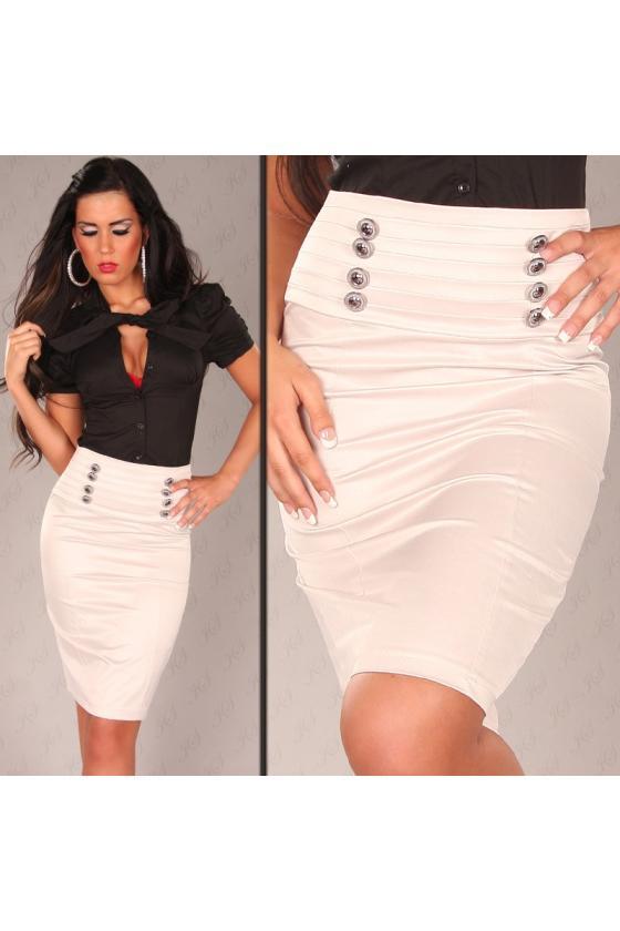 Smaragdo spalvos satino imitacijos mini suknelė_148666