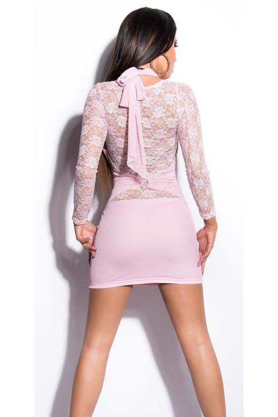 Ilga blizgi aukso spalvos suknelė