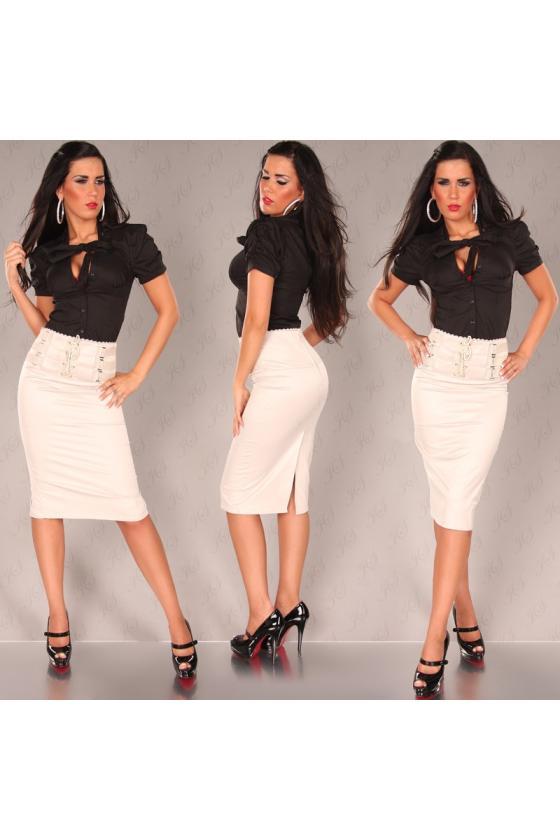 Tamsiai mėlynos spalvos ilga prabangi suknelė