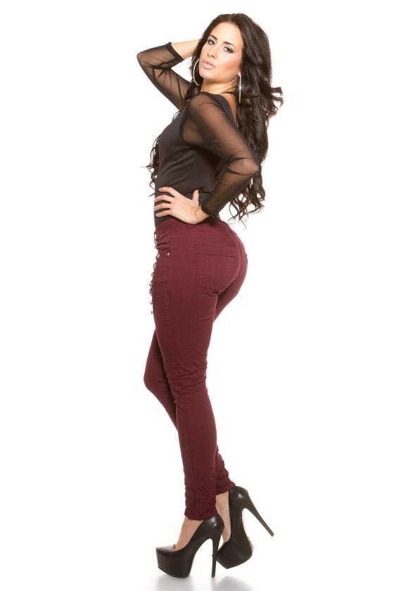 Žalios spalvos sportinio stiliaus tunika su dirželiu ir gobtuvu_149546
