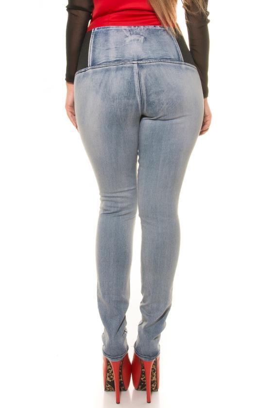 Žalios spalvos sportinio stiliaus tunika su dirželiu ir gobtuvu_149547