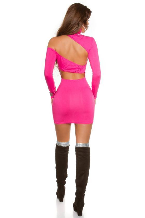 """Violetinės spalvos suknelė """"KESI""""_149899"""