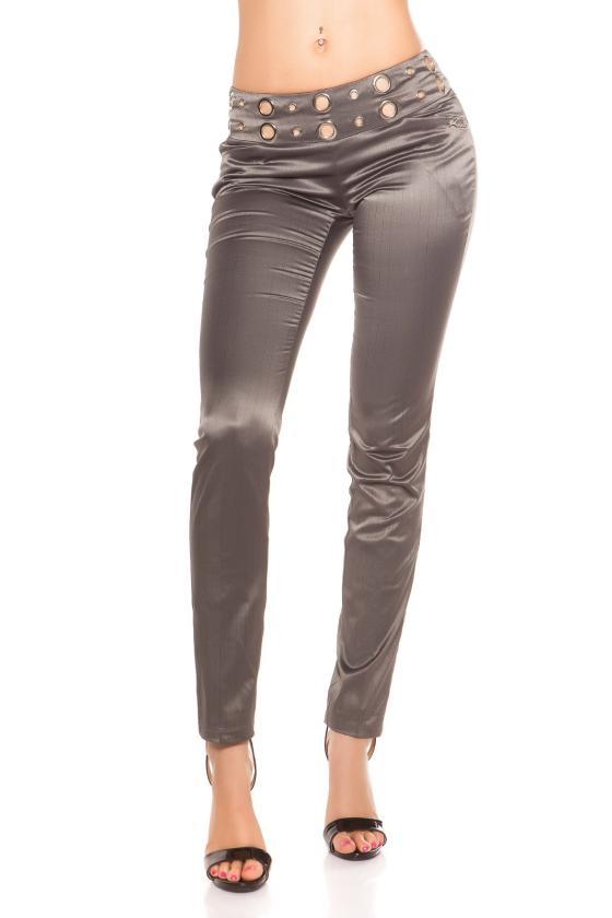 Geltonos spalvos megztinio tipo suknelė_150056