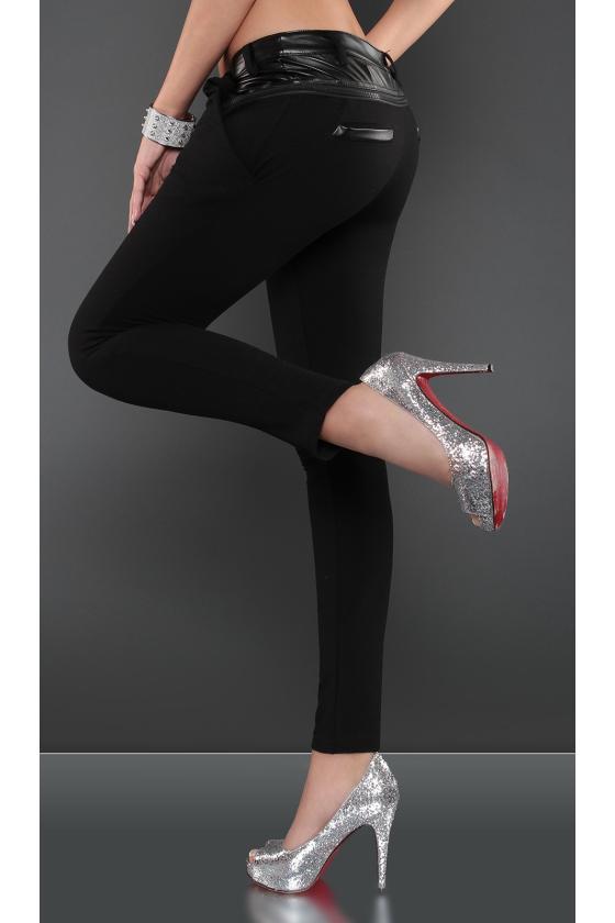 Pilkos spalvos megztinio tipo suknelė_150062