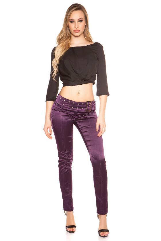 Bronzinės spalvos megztinio tipo suknelė_150157