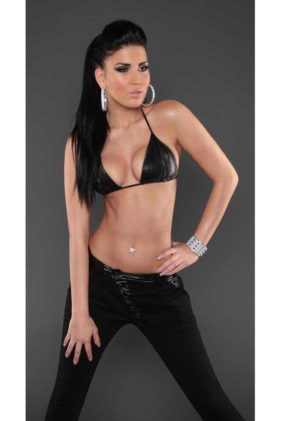 Chaki spalvos megztinio tipo suknelė_150163