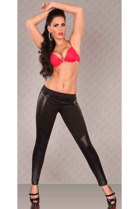 Juodos spalvos megztinio tipo suknelė_150181