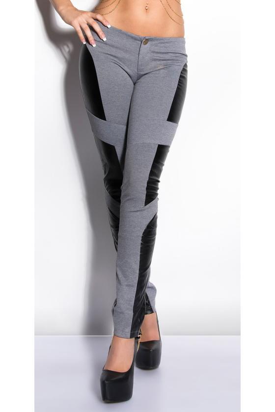 Mėtinės spalvos suknelė su kapišonu ir kišenėmis_151173