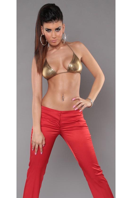Mėtinės spalvos suknelė su kapišonu ir kišenėmis_151174