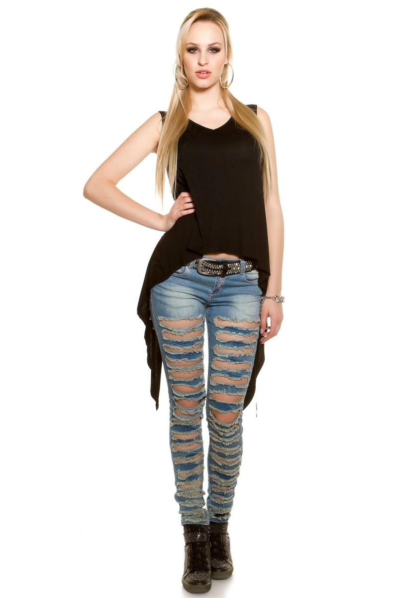 Grafito spalvos suknelė su kapišonu ir kišenėmis_151228