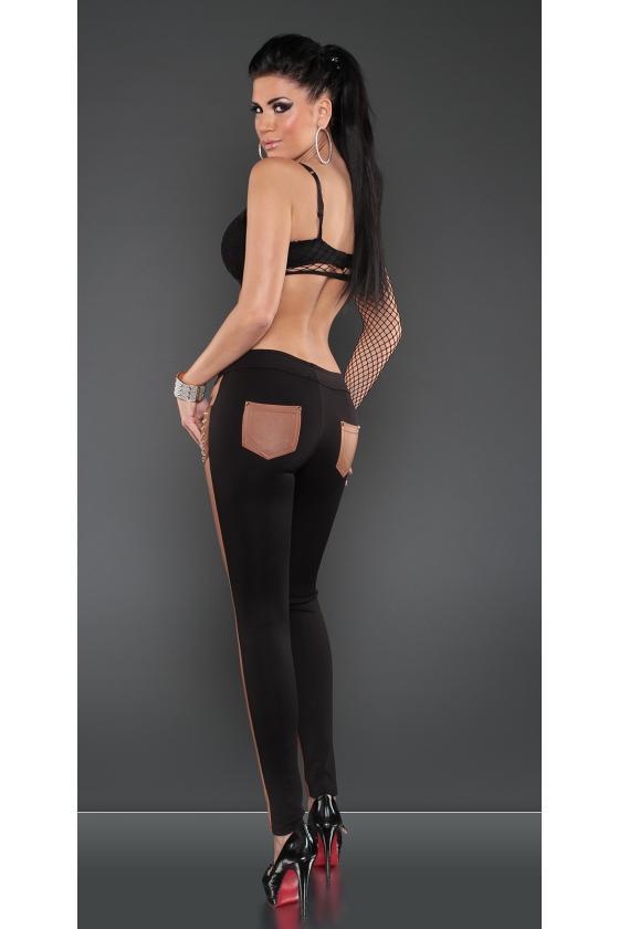 Kapučino spalvos suknelė su dirželiu_151522
