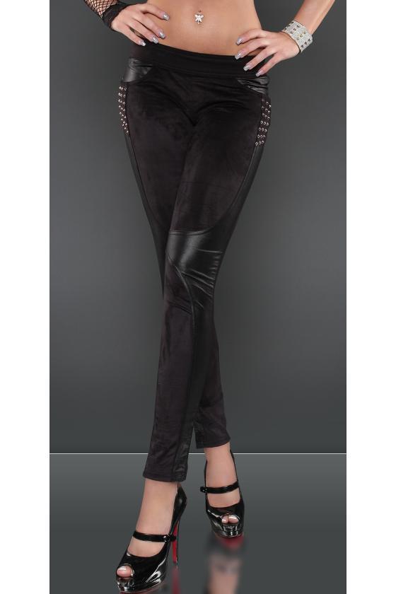 Mėlynos spalvos suknelė su dirželiu_151572