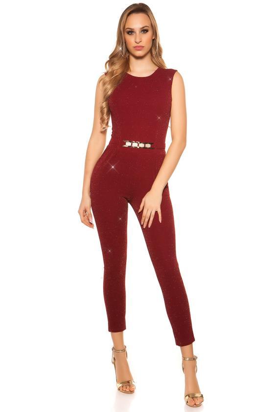 Juodos spalvos medvilninė suknelė LN119_152290