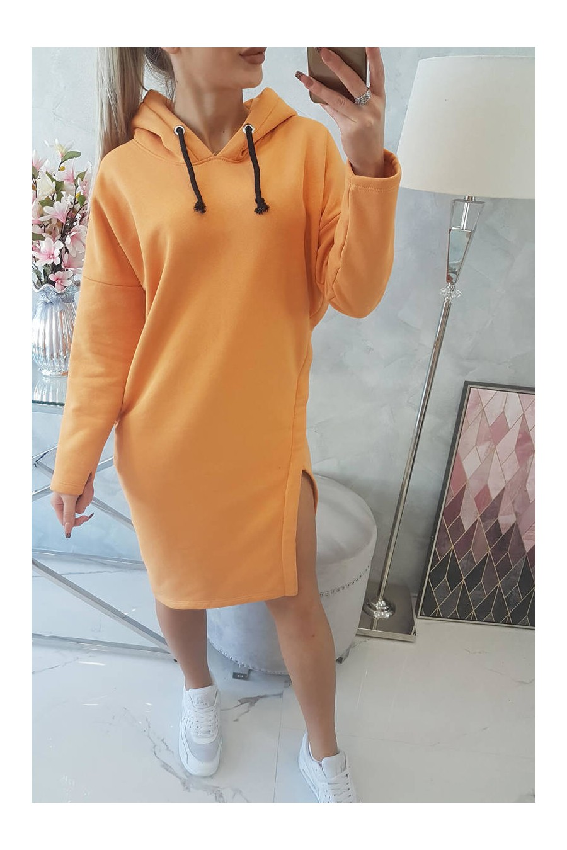 Persiko spalvos suknelė  9168_153280