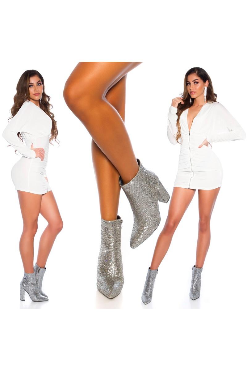 Persiko spalvos suknelė  9168_153281