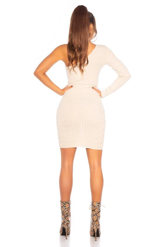 Raudonos spalvos latekso imitacijos termo kelnės_153338