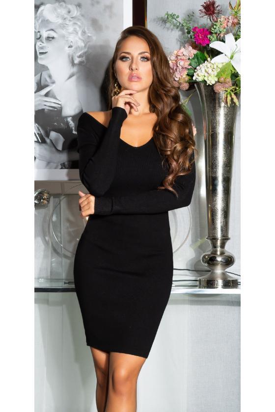 Geltonos spalvos latekso imitacijos termo kelnės_153352
