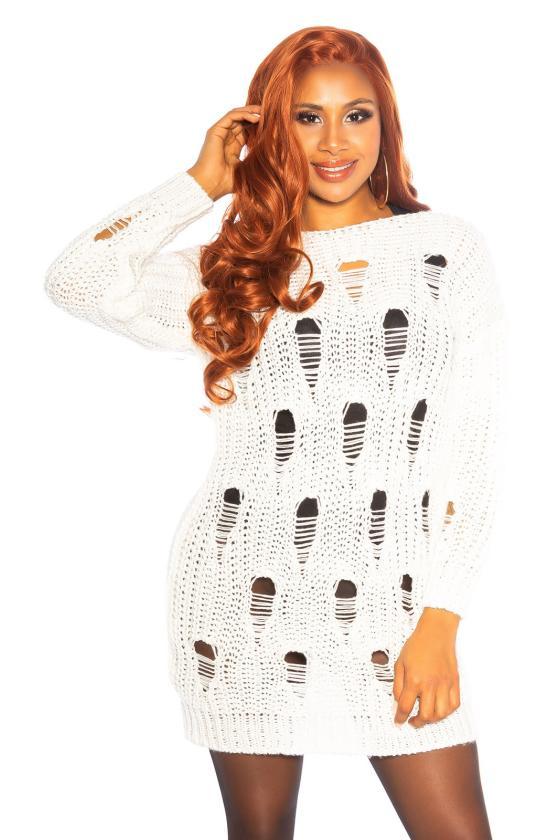 Elegantiška smėlio spalvos suknelė L219