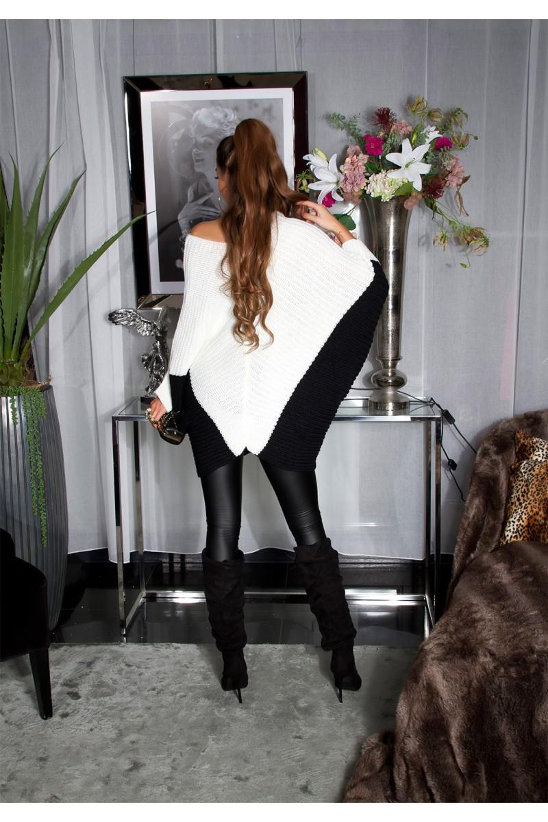 Juodos spalvos suknelė L241_154017