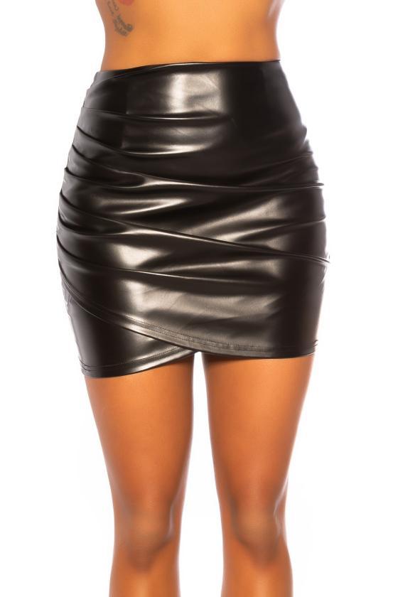 Geltonos spalvos suknelė L275_154042