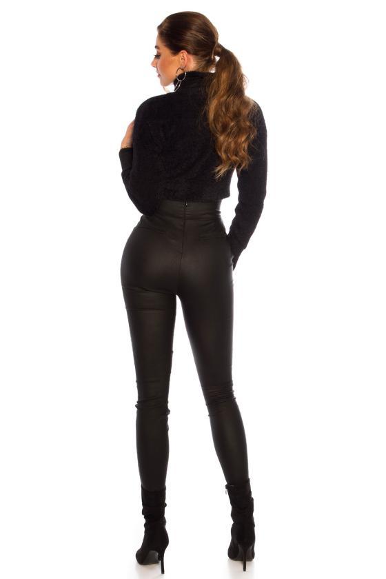 Geltonos spalvos suknelė L275_154043