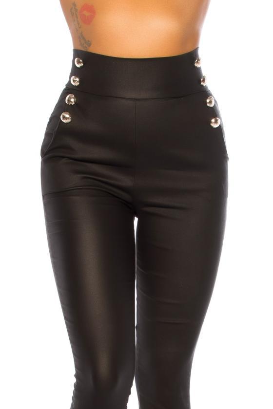 Juodos spalvos suknelė L271_154060