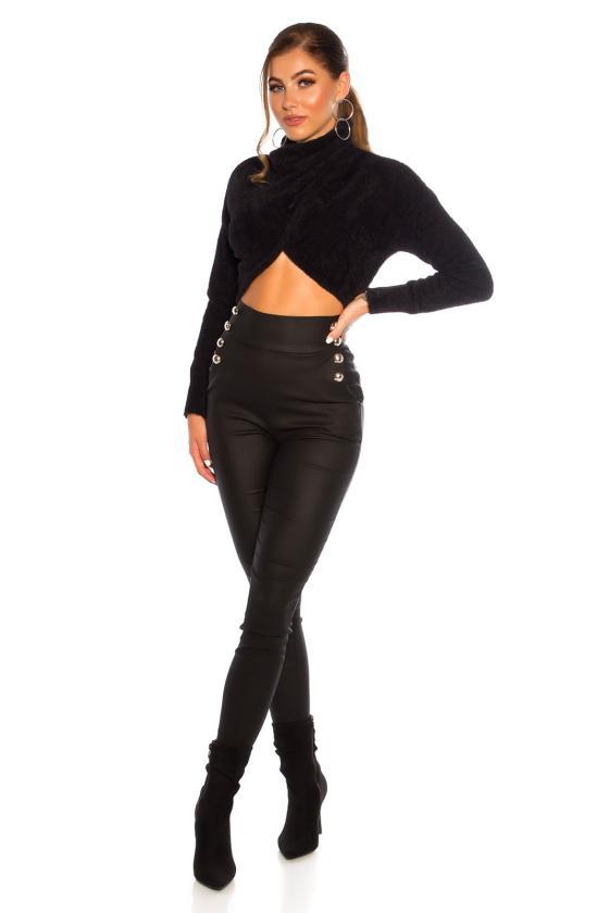 Bordinės spalvos suknelė L271_154068