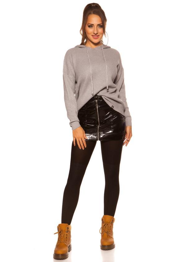 Žalios spalvos suknelė L271