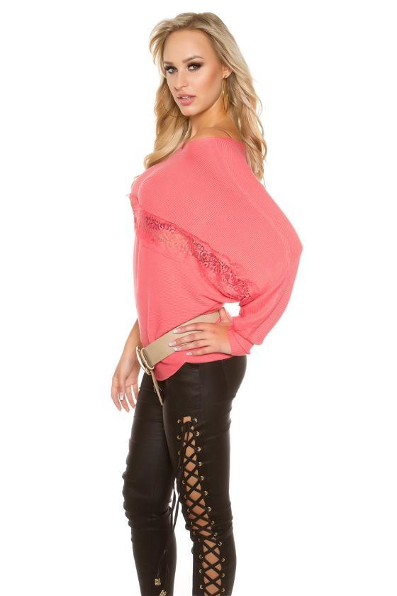"""Juoda """"skater"""" stiliaus suknelė su širdies formos iškirpte_154087"""