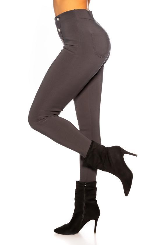 Leopardo rašto ilga suknelė_154101