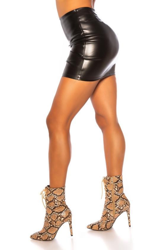 Chaki spalvos ilga suknelė L314_154114