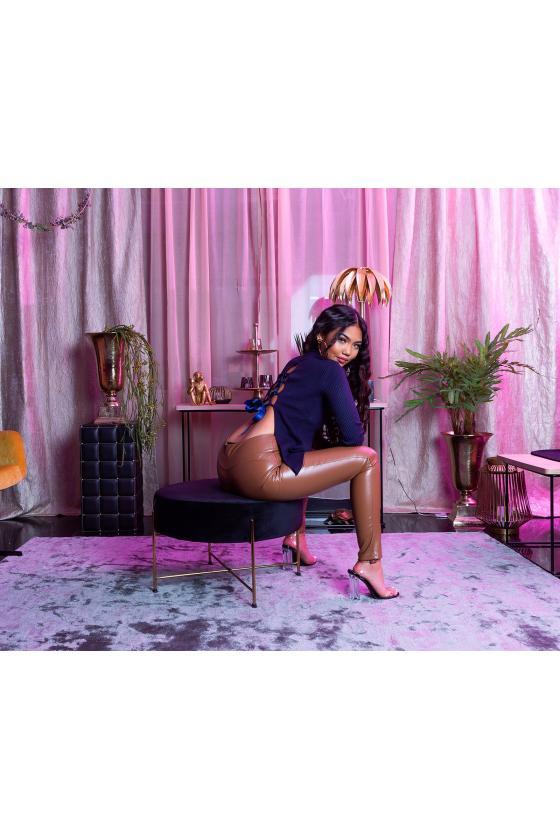 Bordinė trumpa suknelė L311_154218