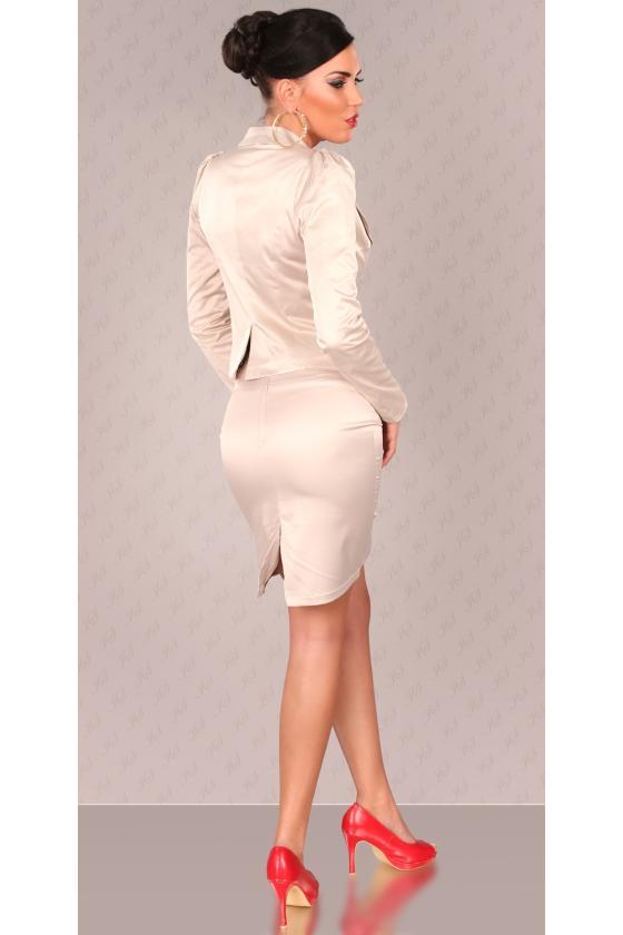 Šiltas baltas megztinis LS272_154274