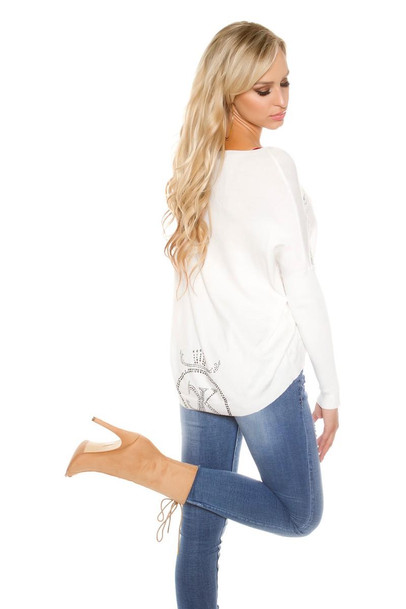 Bordinės spalvos laisvalaikio velvetinės kelnės_155027
