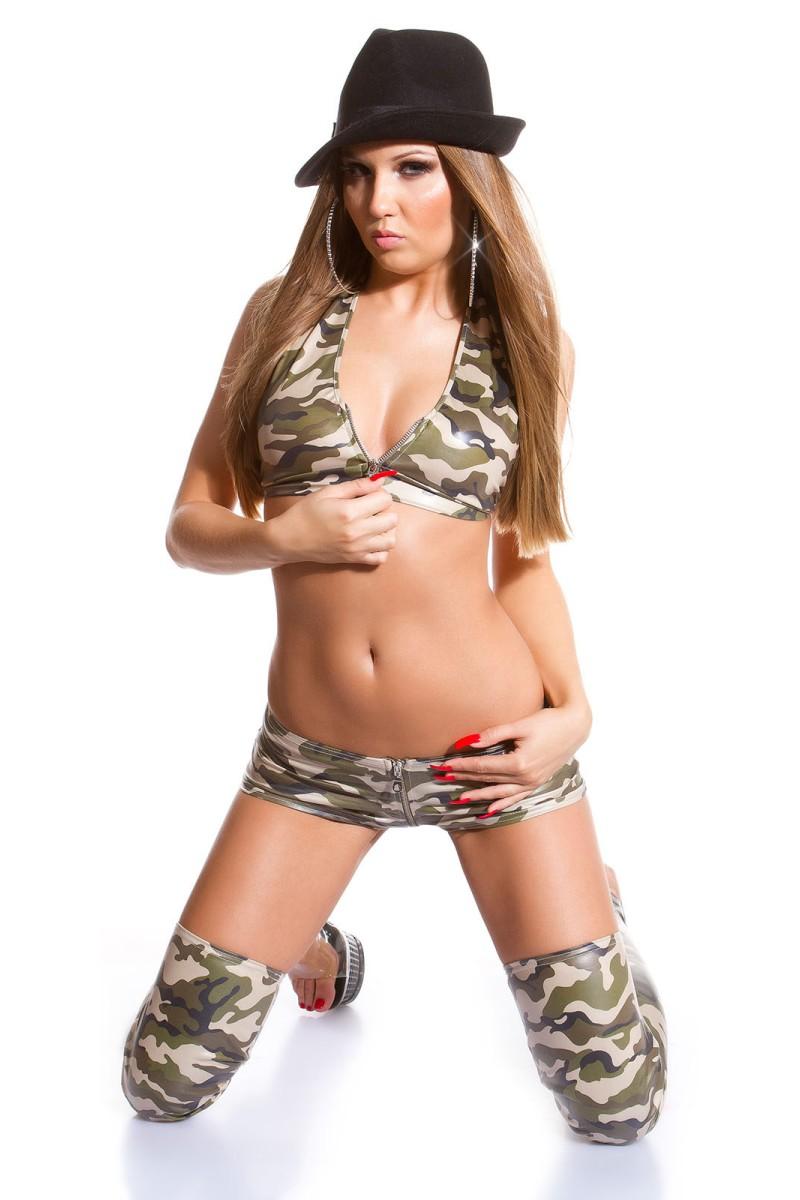 Bordinės spalvos laisvalaikio velvetinės kelnės