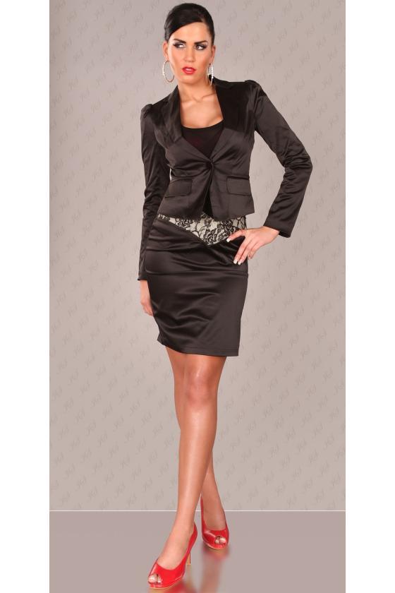 Chaki spalvos laisvalaikio velvetinės kelnės