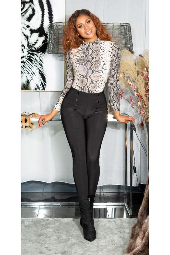 """Baltos spalvos gipiūrinė suknelė """"Naomi"""""""