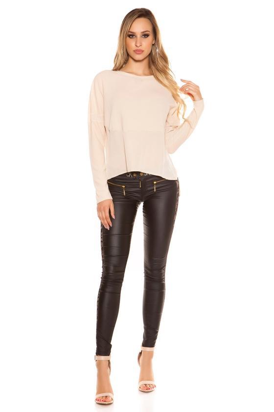 Raudonos spalvos suknelė SARA_155312