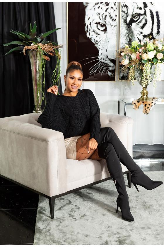 Purvinos rausvos spalvos suknelė SARA_155331